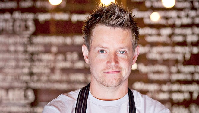"""Richard Blais of """"Top Chef Masters,"""" and Juniper & Ivy in San Diego is a headliner chef at the Chipotle Cultivate Festival in Scottsdale."""