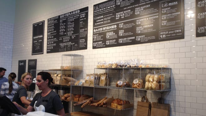 The second Village Bakery opened Thursday at Culver Road Armory
