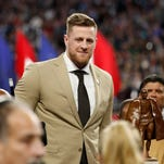 Pewaukee's JJ Watt says Man of Year Award is 'so much bigger than just one man'