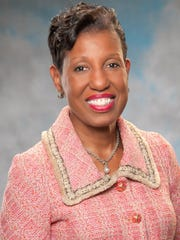 President and CEO of the YWCA of Middle Tennessee Sharon Roberson is a past recipient of Junior League of Nashville's Paragon Award.