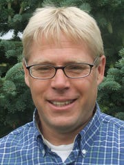 Neenah Parks and Recreation Director Mike Kading