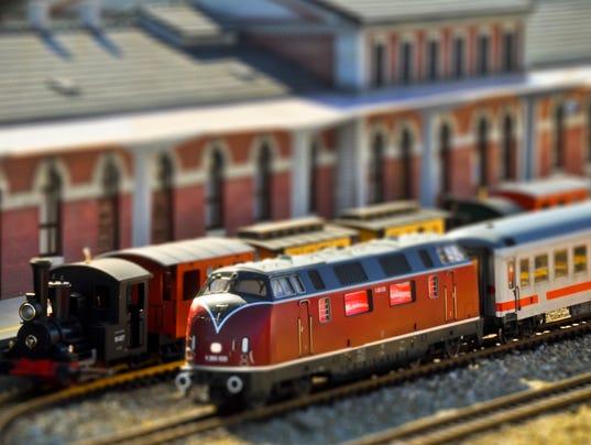 Train Extravaganza Weekend