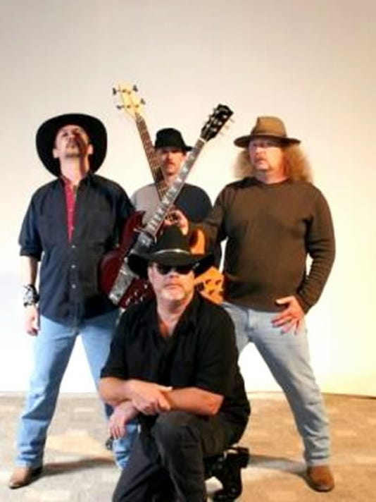The members of Smokin  Sextion combine to bring more than a century of music experience to local gigs.