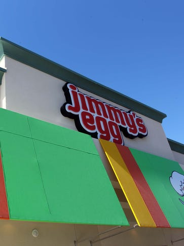 Jimmy's Egg opened in Feb. 2014 on Battlefield near