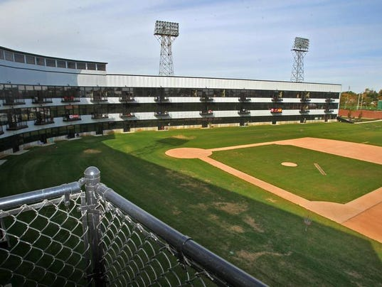 Lofts Give New Life To Historic Bush Stadium