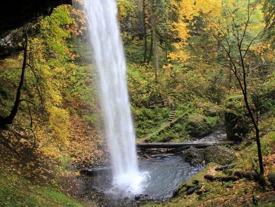 Shellburg Falls