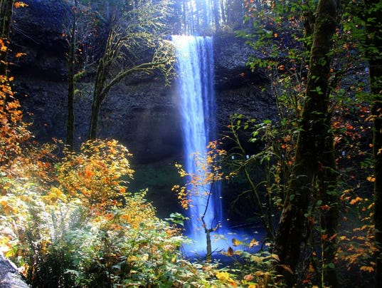 SIlver Falls State Park5