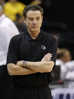 Louisville coach Rick Pitino was paid $2.25 million from Adidas in 2015.