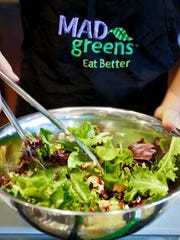 The Colorado-based chain Mad Greens is opening two more stores in the Phoenix area in September.