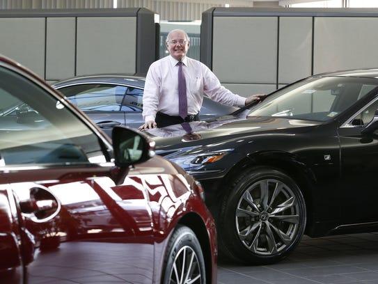 Rick Dorschel, president of the Dorschel Automotive