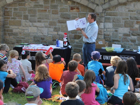 United Way of Portage County's Learn for Life will kick off its annual Summer Sizzle Children's Reading Series on June 15, 2017.