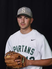 Former Spackenkill baseball star Justin Etts