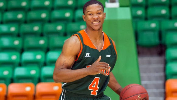 Former Florida A&M guard Jermaine Ruttley announced