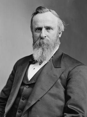 The 19th president of the United States, Rutherford B. Hayes was a studious, good-natured man who enjoyed books more than politics. He also valued friendship tremendously.