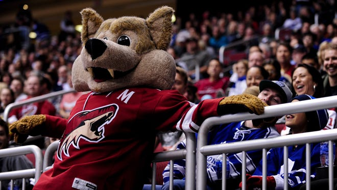 The Coyotes will play an eight-game preseason schedule that begins Sept. 26 with a split-squad matchup against one of their rivals in the Pacific Division, the Kings.