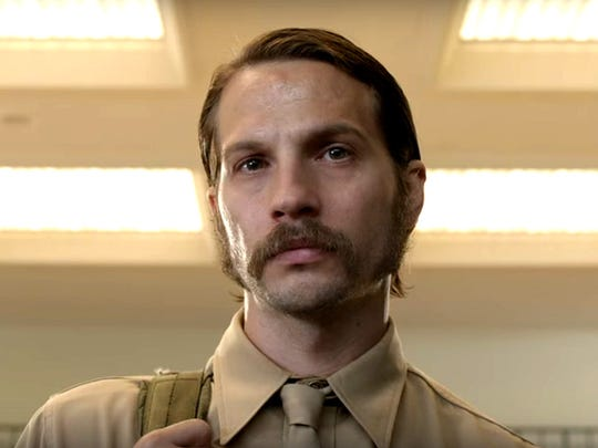 Logan Marshall-Green is a Memphis solider turned reluctant