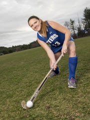 Otter Valley's Allison Lowell is the Free Press' field hockey player of the year.