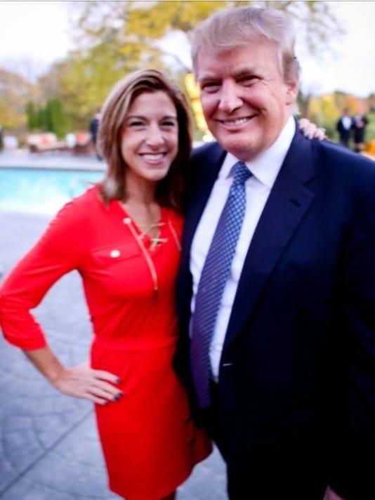 Tana and Trump