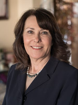 Jacky Rosen, president of Congregation Ner Tamid in Henderson, announced on Tuesday her congressional campaign.