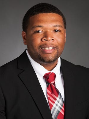 USI men's basketball assistant coach Kevin Gant.