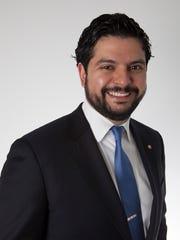 David Saucedo.