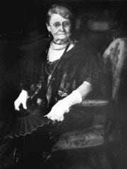 Sallie Blake wrote a book about Tallahassee published in 1924.
