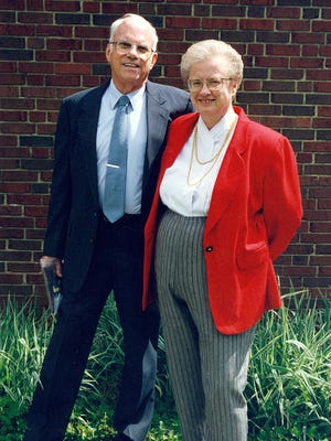 Bill and Judy Baughin have given the largest gift received by UC Blue Ash campus in its 50-year history to fund two scholarships.