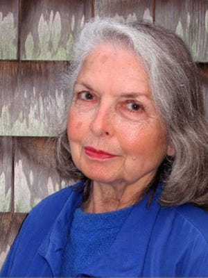 """Marion """"Mimi"""" McConnell of Cotuit is the 2020 Cape Cod Woman of the Year for her   lifetime of environmental activism."""