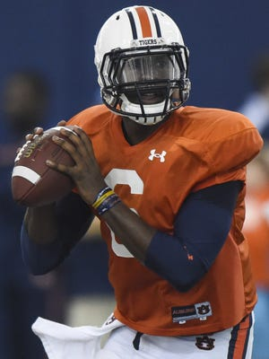 Former G.W. Carver standout Jeremy Johnson has the ability to take Auburn's offense to another level.
