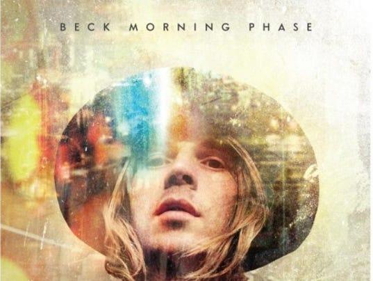 Beck's 'Morning Phase' album cover