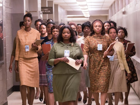 Dorothy Vaughan (Octavia Spencer) leads the fight against