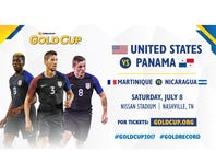 Save on Gold Cup Doubleheader Tickets!