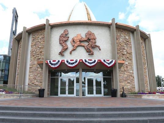 NFL: Pro Football Hall of Fame Enshrinement