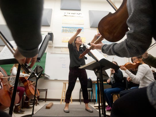 Louisville Youth Orchestra music director and conductor