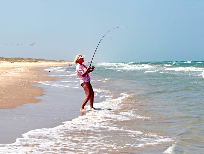 Top spots for pier jetty fishing from corpus christi to for South padre island fishing pier