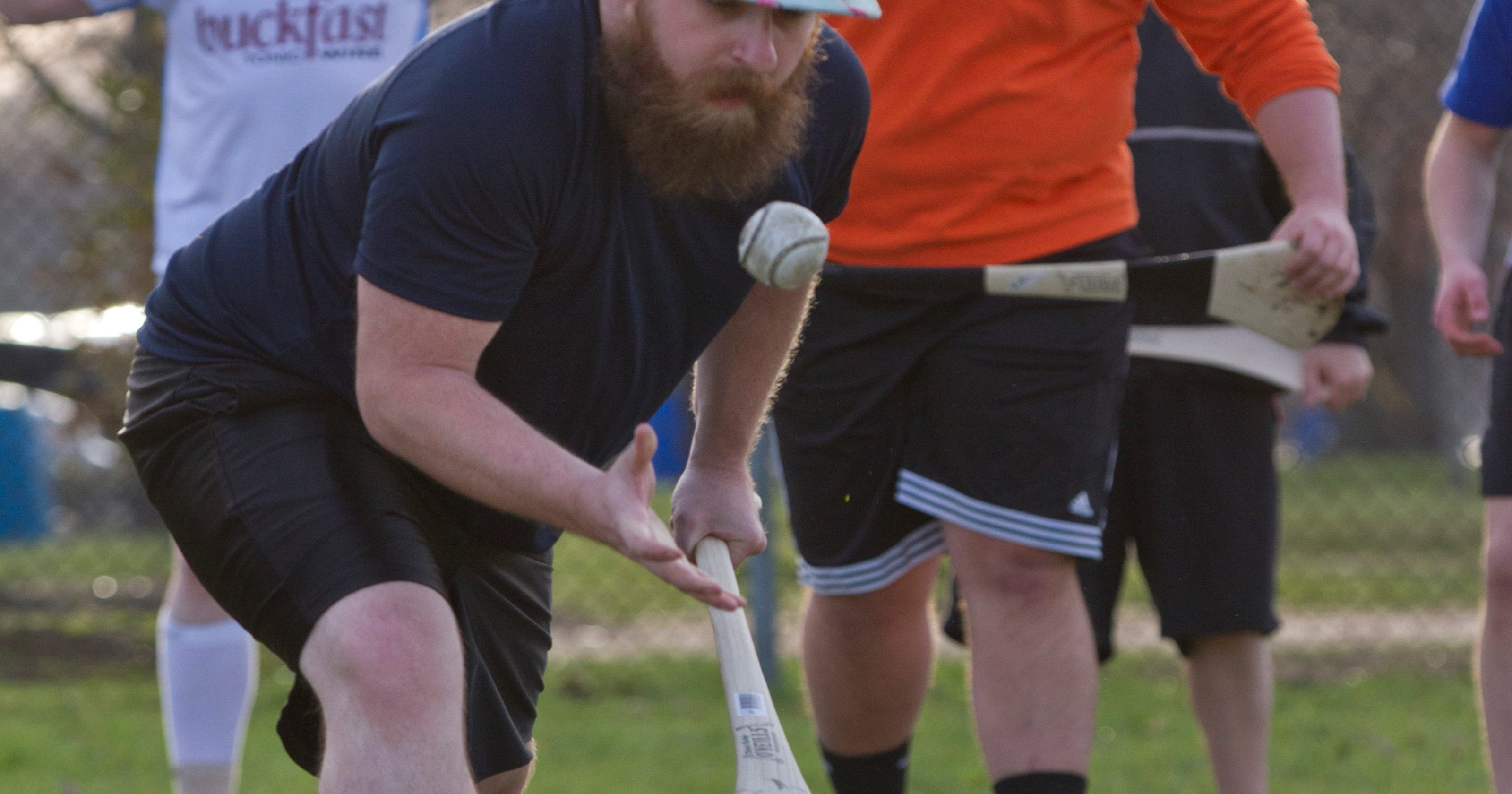 3fb9dc421 Carino  Hurling comes to the Jersey Shore