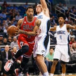 Derrick Rose could be the key to driving the Bulls to the postseason.