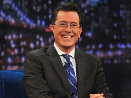 Colbert on Forbes 400