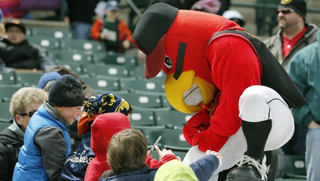 The Rochester Red Wings' 2017 home opener against the Syracuse Chiefs is scheduled for  1:35 p.m. Friday, April 14, at Frontier Field.