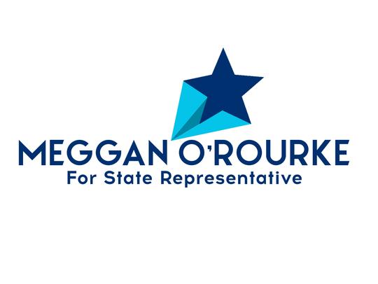 O'Rourke campaign logo.