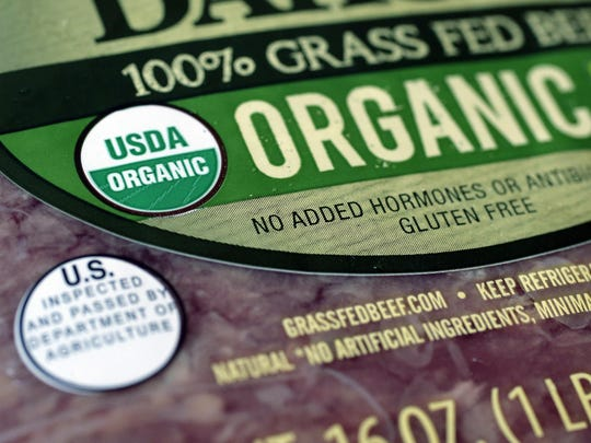 The USDA Organic label generally signifies a product is made without synthetic pesticides and fertilizers, and that animals are raised according to certain standards.