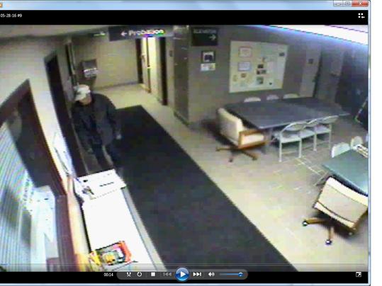 WSD 2 court burglarized