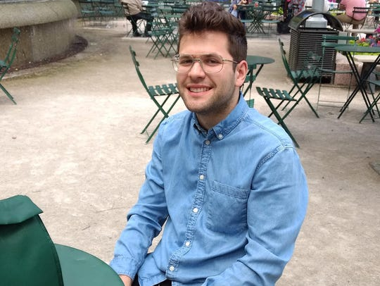 Mike Urso is a student intern at Meridian.