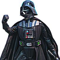 Darth Vader invades Greenfield