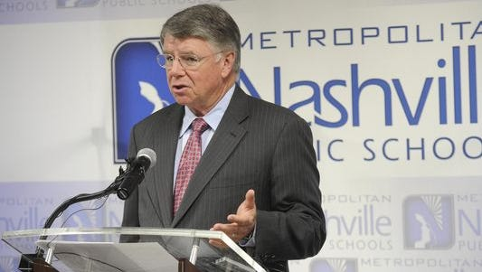The Metro school board is looking for a new schools director to replace Jesse Register.