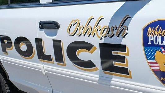 Oshkosh Police Department squad car