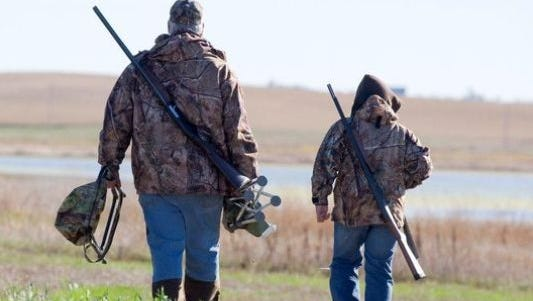 Hunting, fishing, boating and hiking calendar for the Nashville-area.