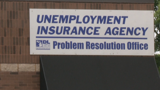Michigan's jobless claims up 1,500%