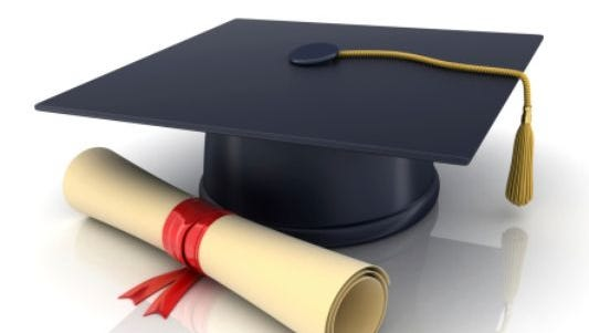 The LSJ Great Grads section lists the top high school graduates in the mid-Michigan area.