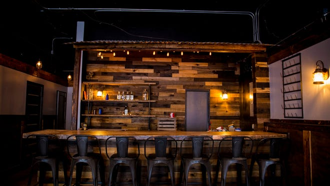 Northside Distillery's new Downtown tasting room will open April 29, 2017.